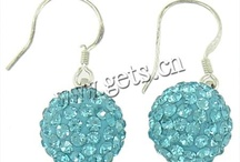 fashion earrings jewelry / with newest fashion earrings design from http://www.gets.cn/, also you can do your DIY earrings for your creative ideas.