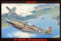Aircraft Plastic kits, 1/48
