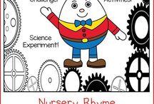 STEM: Nursery Rhymes
