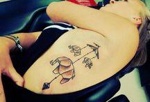 Tatouages style