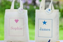 Personalised Children's Party Gift Bag's