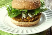 Veggie Burgers / by Field to Plate