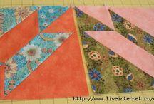 как шить /  want to sew