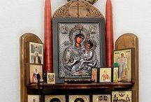 Altars and ofrendas