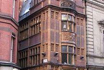 Travel plans, London & Manchester