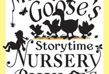 Mother Goose & More storytime