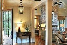 Foyer/hall areas