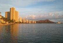Hawaii Beauty / Beautiful places in Hawaii / by Winona Higashi