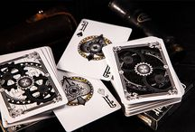 Playing Card Projects / All projects I had a part in or created myself.