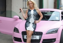 It's AlL AbouT the PINK AutomoBILEs