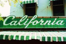 Californiacation / I'd be safe and warm if I was in LA. California Dreamin' on such a winter's day- The Mamas and The Papas 1965 / by Leigh La Loo