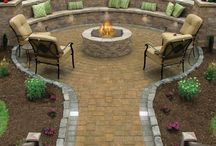 gardens: fire pits and others