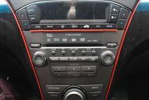 Car interior ideas