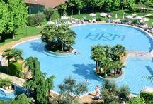 Hotel Rêve Abano / Un'atmosfera di curata ospitalità e di benessere ispirerà ogni attimo vissuto nel nostro Albergo.