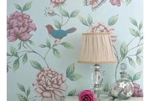 """Modern Contemporary Vintage Kitsch / My decorating style. Perhaps it doesn't fit in any """"box"""", but its the things I love. Bold on colour. Romantic. Clean lines."""