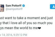 sam pottorff ♡