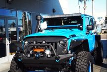 Fette Jeeps / Fette Jeeps