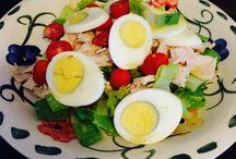My Favorite Food / Healthy foods that I enjoy!