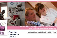 """Cooking Classes in Venice / """"Like"""" Cooking Classes in Venice on Facebook https://www.facebook.com/cookingclassesvenice ) and check the blog for the most up to date info: http://mamaisacookingclassesinvenicearea.blogspot.it"""