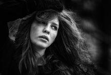 Portrait BW / Fotografie, shooting, models,Portrait, schwarz-weiß