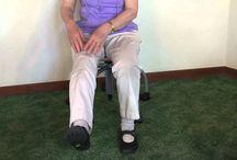 per le ginocchia
