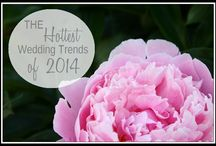 Hot Wedding Trends for 2014
