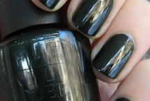 Lacquer my nails / by Tasha S