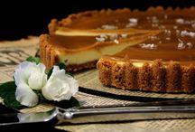 salted caramel cheesecake - piirakka