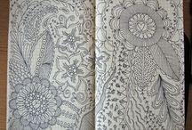Doodles / by Karen Boudreau