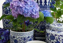 Chinese Vases Decor