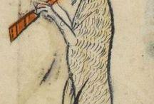 bestiario medioevale