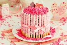 Cups & Cakes / Food and cake I like or make!