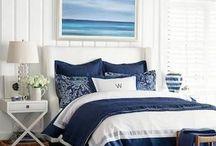 Hamptons coastal decor