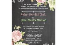 Aaron & Beth Invite