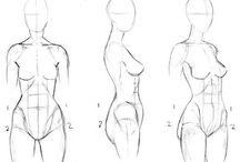 Basic - woman body