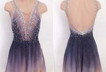 Skating dress ideas