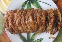Karajból készült ételek