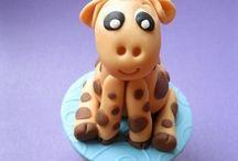 Cupcakes animal