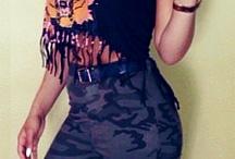 F A S H I O N K I L L A / My Style, #OOTD, Fashion / by 👑Kalia👑