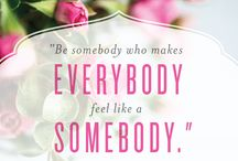 Get Inspired / Some of our favorite quotes to keep you inspired! / by Young Living Essential Oils