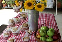 Cupcakes / Decorating Cupcakes