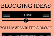 Blogging / by Lauren McGreevy