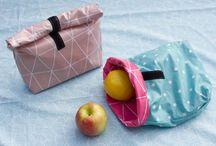 Nähen Lunchbags