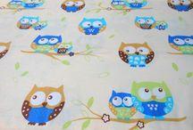 Fabrics / 100 % cotton fabrics with beautiful patterns