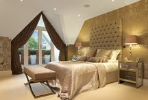 Our Luxury Headboards / Beautiful handcrafted headboards in luxurious fabrics - all made in our warehouse in the UK www.kingstoncabinets.com