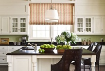Kitchen makeover ideas / Updating the kitchen / by InspiredUK
