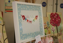 Shop/Stall / by Sue Cline