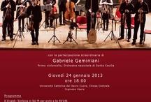 Concerti / Archi di Roma Orchestra Concerts