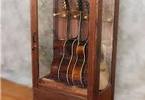 подставки гитарные