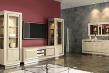 Minton Collection - Italian Made Furniture / A selection of dining room and living room furniture made in Italy